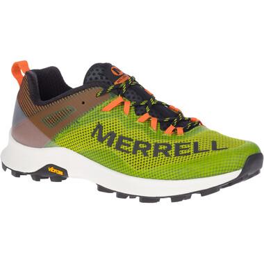 Chaussures de Trail MERRELL MTL LONG SKY Vert/Marron 2021